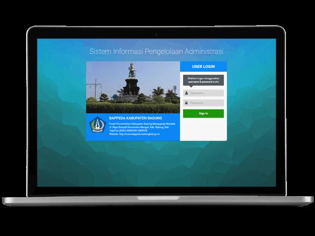 Digital Artisans - Sistem Informasi Pengelolaan Administrasi Portfolio